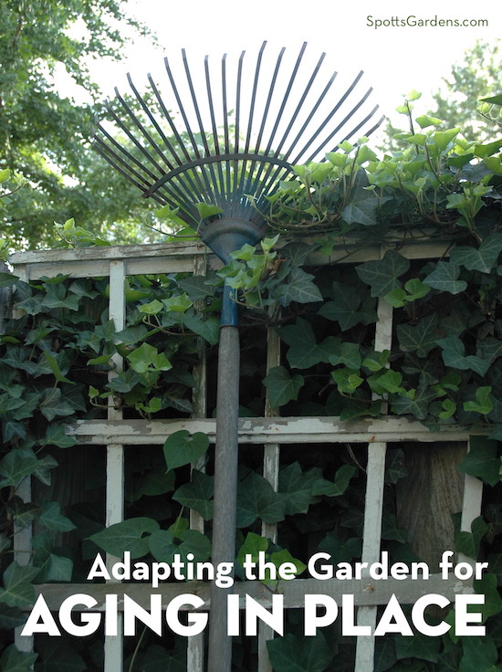 Adapting the Garden for Aging in Place